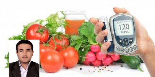 تغذیه و پیشگیری از بیماری دیابت
