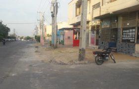 خیابان رسالت شرقی قشم توسط شهرداری تعریض میشود