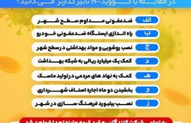 مسابقه بزرگ شهرشناسی شهرداری قشم